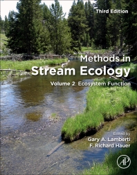 Book cover image for Methods in Stream Ecology (Third Edition)