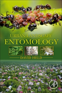 Cover image for Urban Landscape Entomology