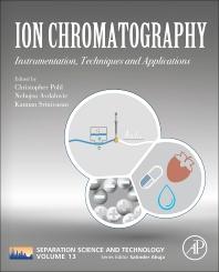Ion Chromatography - 1st Edition - ISBN: 9780128130759