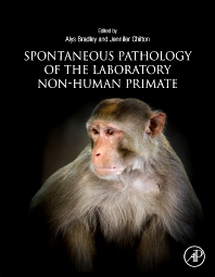 Cover image for Spontaneous Pathology of the Laboratory Non-Human Primate