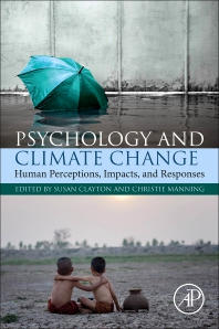 Cover image for Psychology and Climate Change