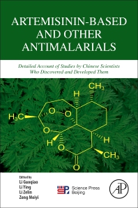 Cover image for Artemisinin-Based and Other Antimalarials