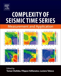 Cover image for Complexity of Seismic Time Series