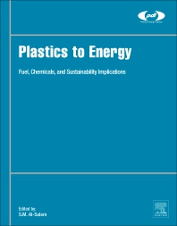Cover image for Plastics to Energy