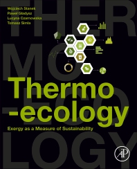 Cover image for Thermo-ecology