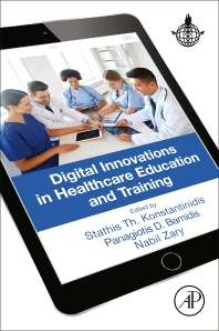 Cover image for Digital Innovations in Healthcare Education and Training