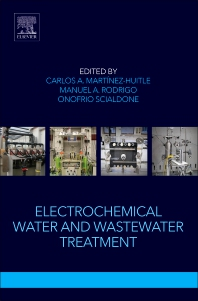 Cover image for Electrochemical Water and Wastewater Treatment