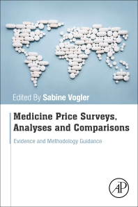 Cover image for Medicine Price Surveys, Analyses, and Comparisons