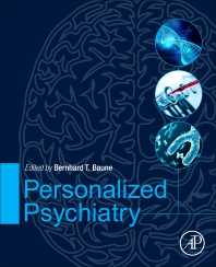 Cover image for Personalized Psychiatry