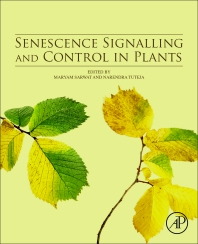 Cover image for Senescence Signalling and Control in Plants