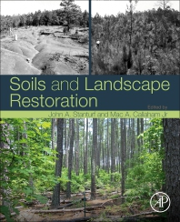 Cover image for Soils and Landscape Restoration