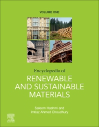 Cover image for Encyclopedia of Renewable and Sustainable Materials