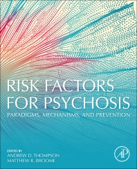 Cover image for Risk Factors for Psychosis