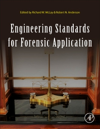 Cover image for Engineering Standards for Forensic Application