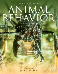 Encyclopedia of Animal Behavior - 2nd Edition - ISBN: 9780128132517