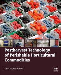 Cover image for Postharvest Technology of Perishable Horticultural Commodities