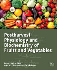 Cover image for Postharvest Physiology and Biochemistry of Fruits and Vegetables