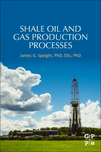 Cover image for Shale Oil and Gas Production Processes