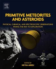 Cover image for Primitive Meteorites and Asteroids
