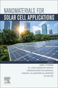 Nanomaterials for Solar Cell Applications - 1st Edition - ISBN: 9780128133378