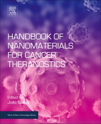 Cover image for Handbook of Nanomaterials for Cancer Theranostics