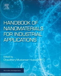 Cover image for Handbook of Nanomaterials for Industrial Applications