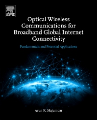 Cover image for Optical Wireless Communications for Broadband Global Internet Connectivity
