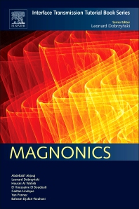 Cover image for Magnonics