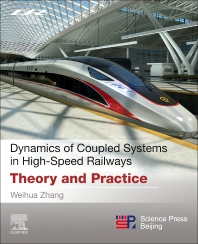 Cover image for Dynamics of Coupled Systems in High-Speed Railways