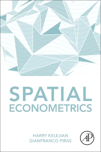 Cover image for Spatial Econometrics