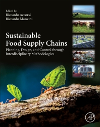 Cover image for Sustainable Food Supply Chains