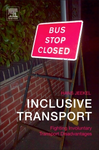 Inclusive Transport - 1st Edition - ISBN: 9780128134528, 9780128134535