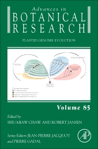 Cover image for Plastid Genome Evolution