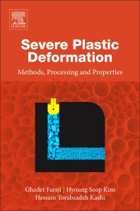 Cover image for Severe Plastic Deformation Methods, Processing and Properties