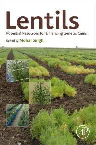 Cover image for Lentils