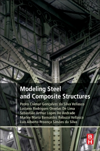 Book cover image for Modelling Steel and Composite Structures
