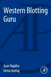 Cover image for Western Blotting Guru