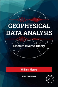 Cover image for Geophysical Data Analysis