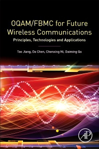 Cover image for OQAM/FBMC for Future Wireless Communications