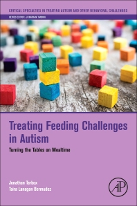 Cover image for Treating Feeding Challenges in Autism