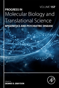 Cover image for Epigenetics and Psychiatric Disease