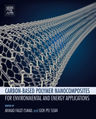 Cover image for Carbon-based Polymer Nanocomposites for Environmental and Energy Applications