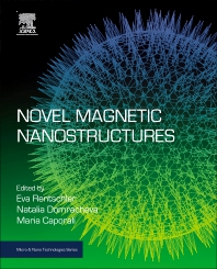 Cover image for Novel Magnetic Nanostructures