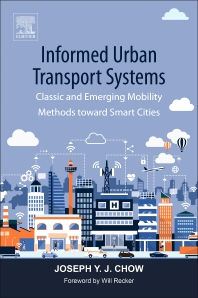 Informed Urban Transport Systems - 1st Edition - ISBN: 9780128136133, 9780128136140