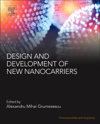 Cover image for Design and Development of New Nanocarriers