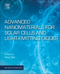Cover image for Advanced Nanomaterials for Solar Cells and Light Emitting Diodes