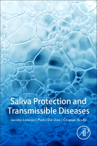 Saliva Protection and Transmissible Diseases - 1st Edition - ISBN: 9780128136812, 9780128136829