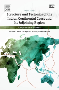 Cover image for Structure and Tectonics of the Indian Continental Crust and Its Adjoining Region