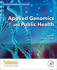 Cover image for Applied Genomics and Public Health