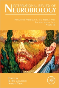 Cover image for Nonmotor Parkinson's: The Hidden Face